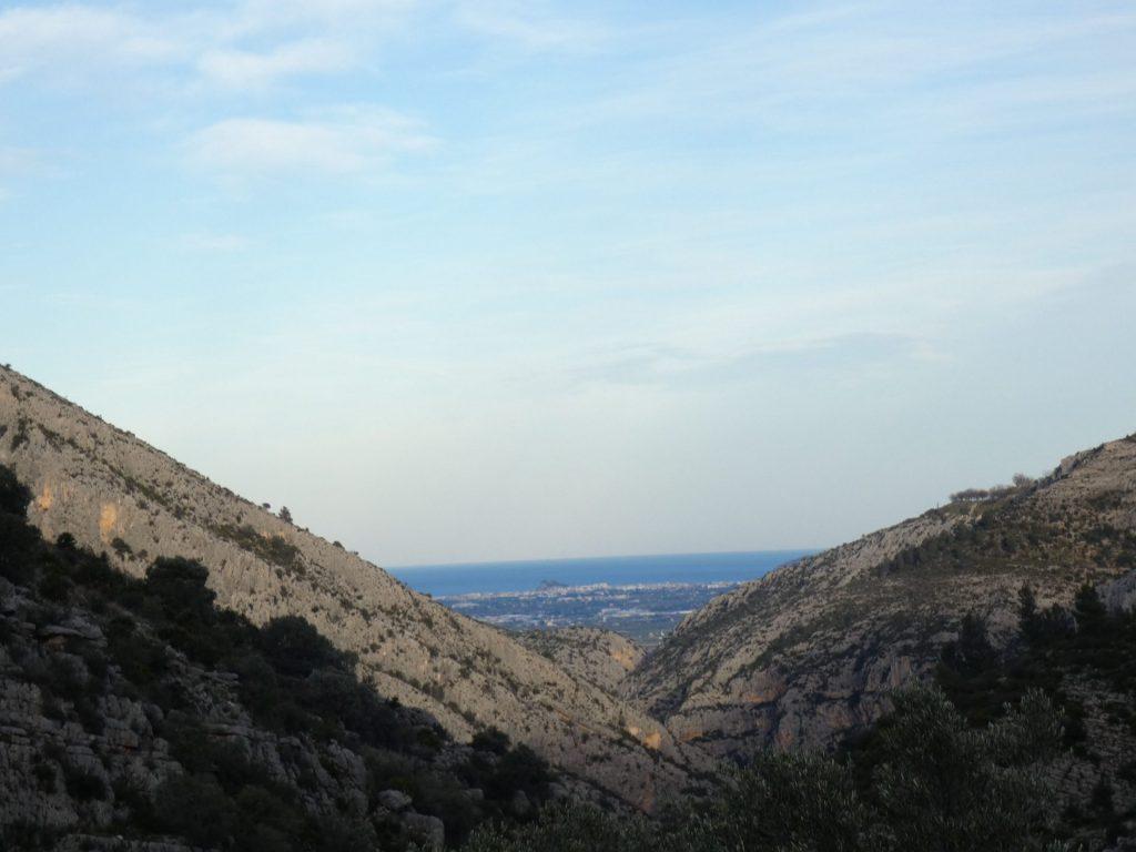 Ruta de los 6000 escalones - La Vall de Laguart - El